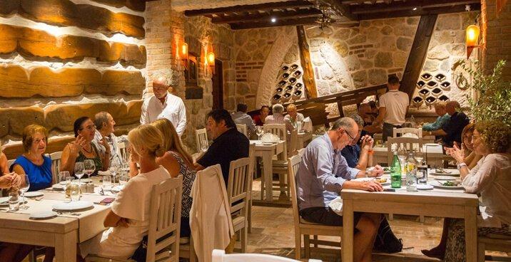 A La Carte popust 15%, Tavern Arka Restroan, Zaton, Dubrovnik
