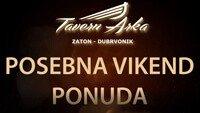 Posebna Vikend Ponuda Tavern Arka Zaton Dubrovnik
