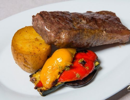 Rump Steak – Fresh Sirloin, Aged & Soft 300g
