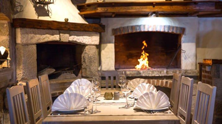 Special Valentines Day Dinner Tavern Arka Zaton, Dubrovnik, Croatia