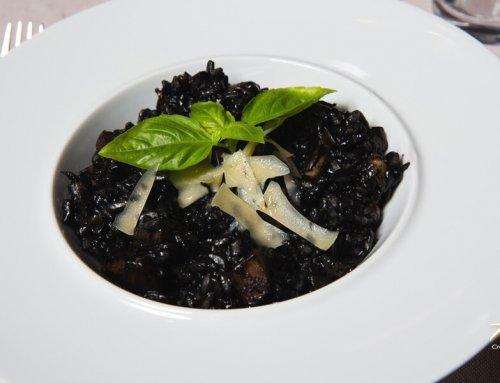 Black Cuttlefish Risotto – Fresh & Tasty
