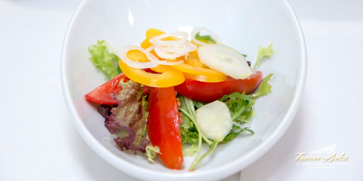 Fresh seasonal salads tavern arka restaurant
