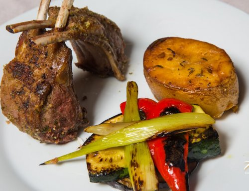 Lamb Chops – Delicious Light Cutlets
