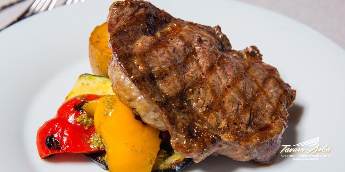 Rib Eye Steak - Juicy & Delicious Steak Tavern Arka ...