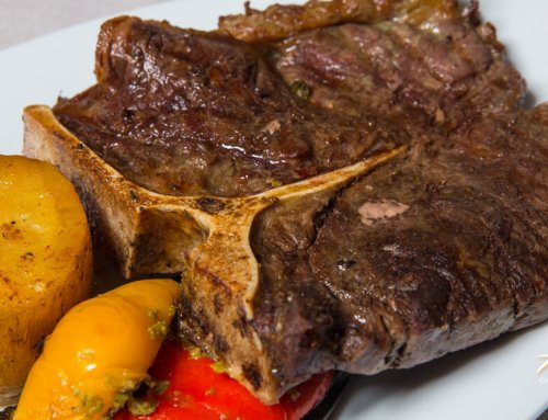 T-Bone Steak – Big, Juicy & Delicious 500g