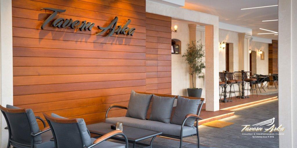 Tabel reservations at Tavern Arka Restaurant Dubrovnik
