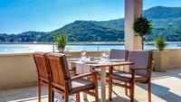 Tavern Arka Restaurant Outdoor Terrace