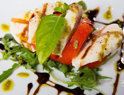 Mozzarella Salad – Tomato & Buffalo Mozzarella